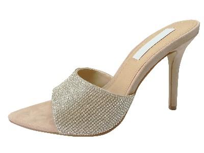 女鞋贴牌工厂直供坡跟拖鞋