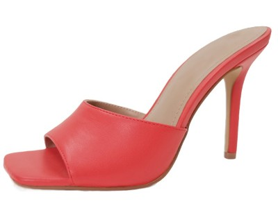 鞋业有限公司【懿熙】女鞋生产厂家-高跟拖鞋