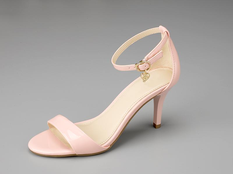 女士气质高跟凉鞋单鞋