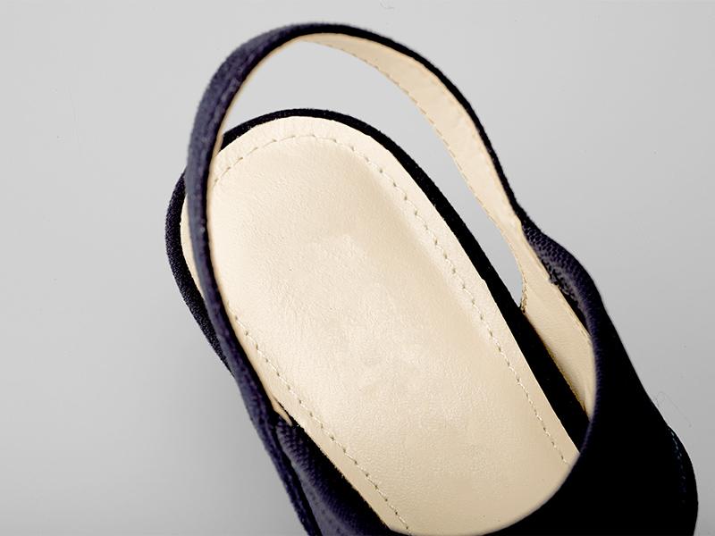 女士露指高跟凉鞋鞋垫