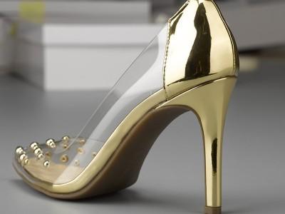 用数据匹配方式推动定制女鞋高跟鞋新高度-懿熙鞋业