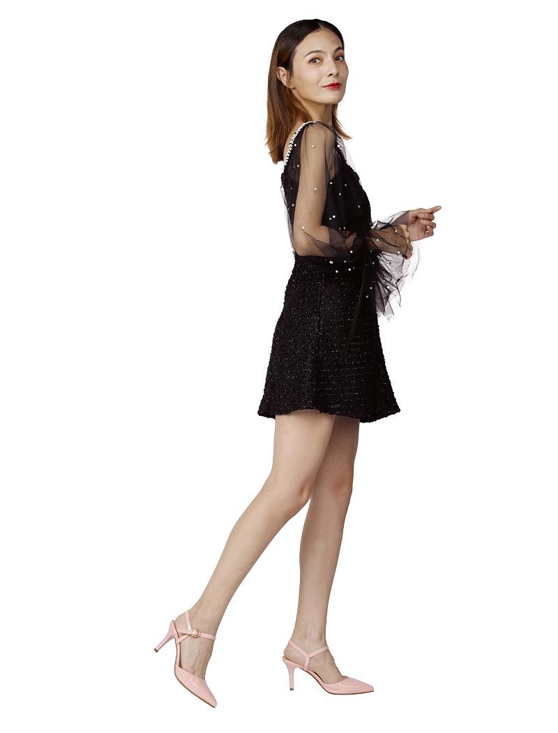 懿熙女鞋高跟凉鞋