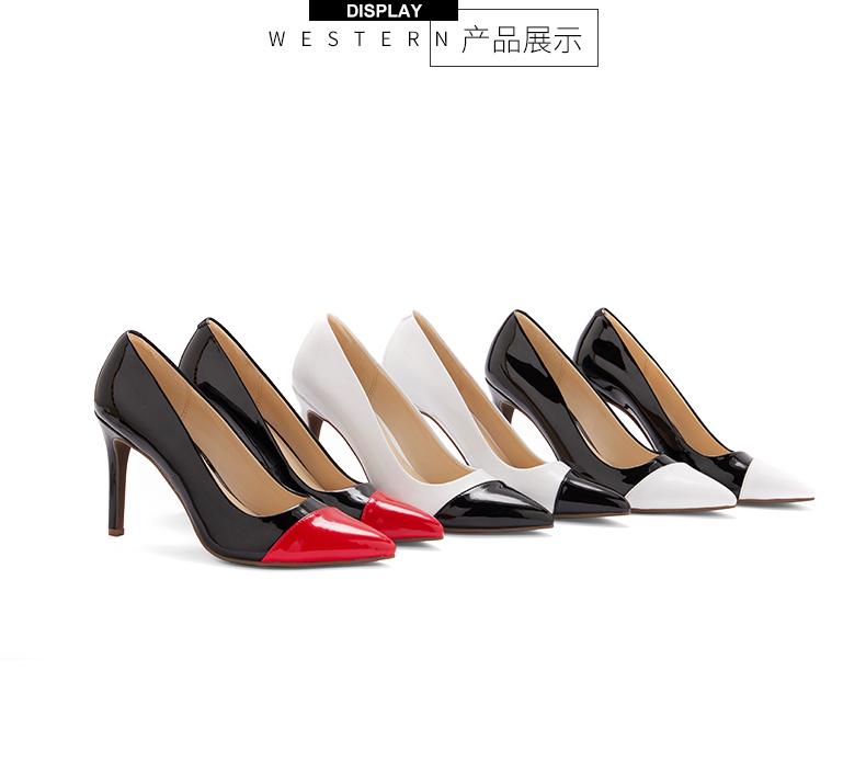 【东莞懿熙鞋业女鞋生产厂家】-羊皮女单鞋