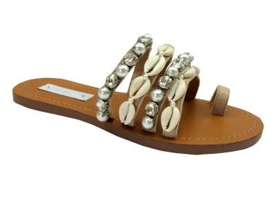 东莞 凉鞋 平跟拖鞋