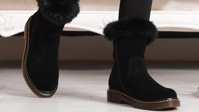 最流行的马丁靴