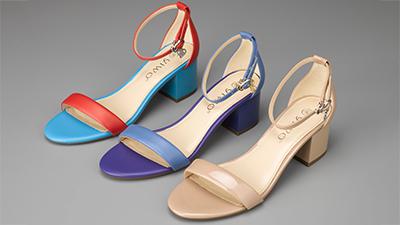 女鞋加工质量鉴别技巧图解