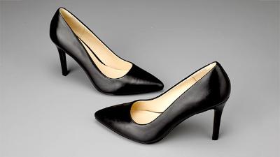 女鞋PU鞋图解