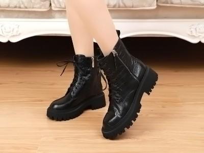 女鞋生产厂家-马丁靴批发