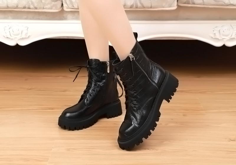 好看的马丁靴推荐