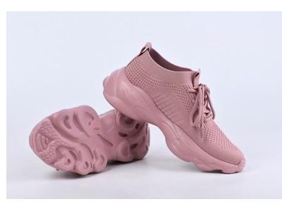 东莞懿熙鞋业有限公司女鞋生产厂家-飞织女鞋-懿熙鞋业厂家批发