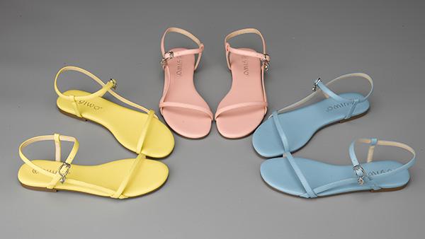 懿熙鞋业讲述凉鞋质量详情图