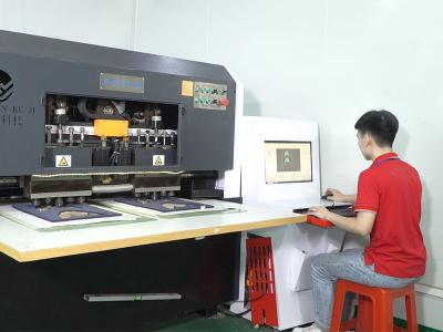 懿熙-基地自动化冲孔设备